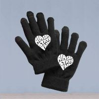 Gloves - ASF Heart - Black
