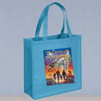 Tote Bag - 2018 Memories in the Making - Turquoise