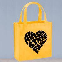 Tote Bag - ASF Heart - Yellow