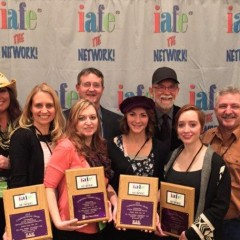 Fair Brings Home 14 Awards from IAFE Convention