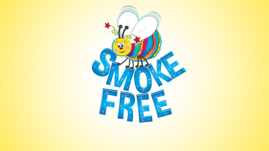 Bee Smoke Free Feature Box