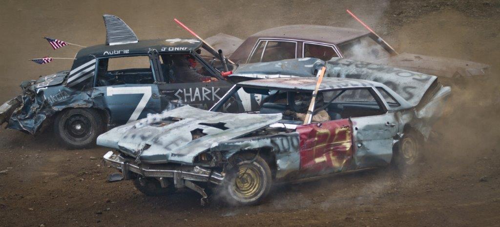 cf843974e Demolition Derby, Loud. Exciting. Even a little dangerous! | Alaska State  Fair