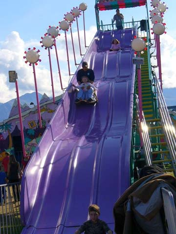 Super Slide Alaska State Fair