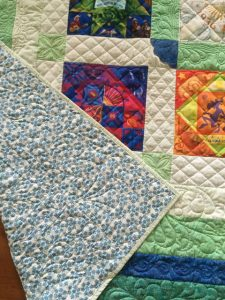 Fair commemorative quilt