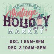 Alaska Chicks Vintage Holiday Home Market