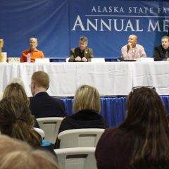 Fair Annual Meeting: Prizes, Food Samples and Election Results