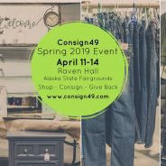Spring Consignment Event