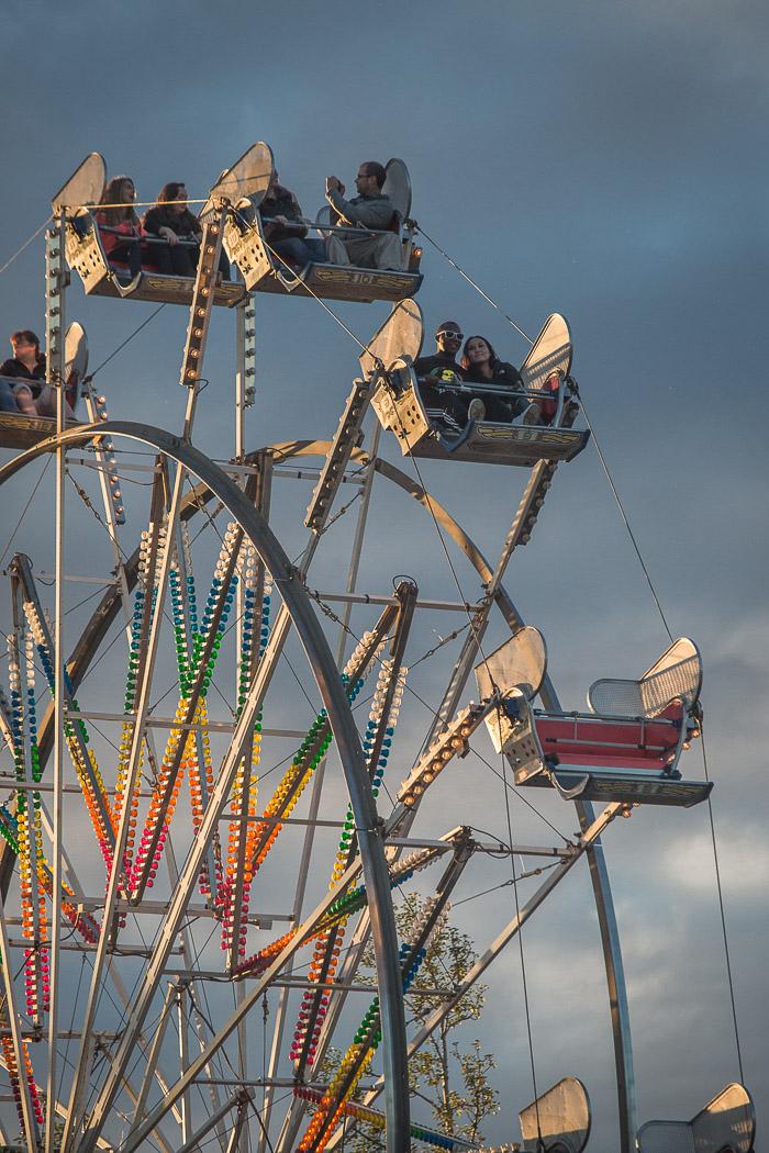 ferris wheel alaska state fair