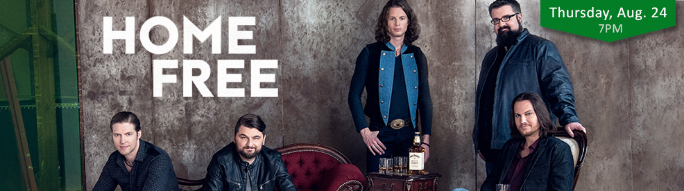 Home Free - Thursday, August 24, 2017