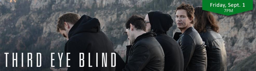 Third Eye Blind - Friday, September 1, 2017
