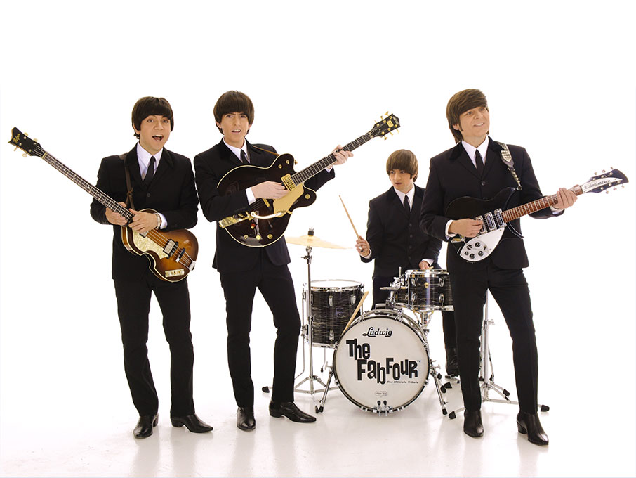 The Fab Four The Ultimate Tribute