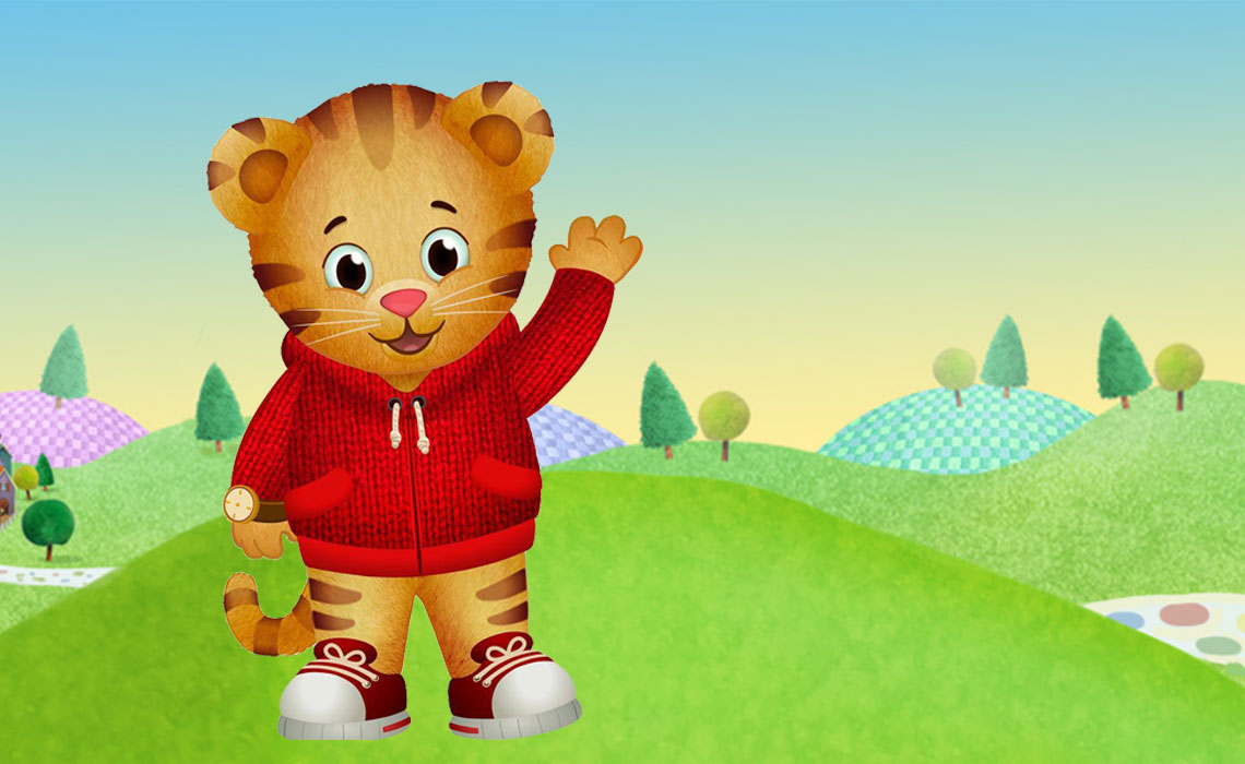 Daniel Tiger Meet & Greet | Alaska State Fair
