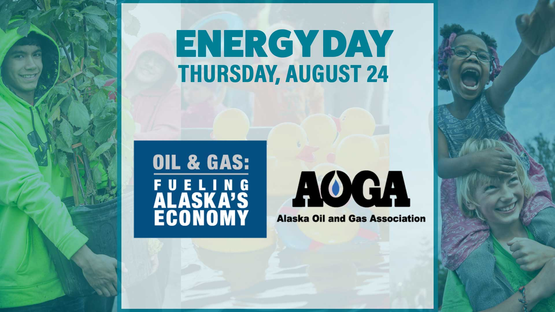 AOGA Energy Day Banner