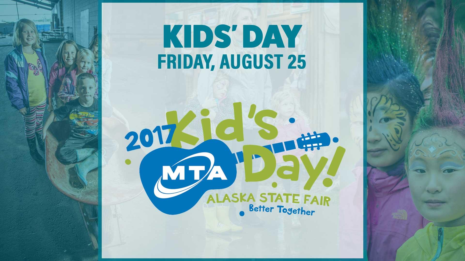 MTA Kids' Day Banner