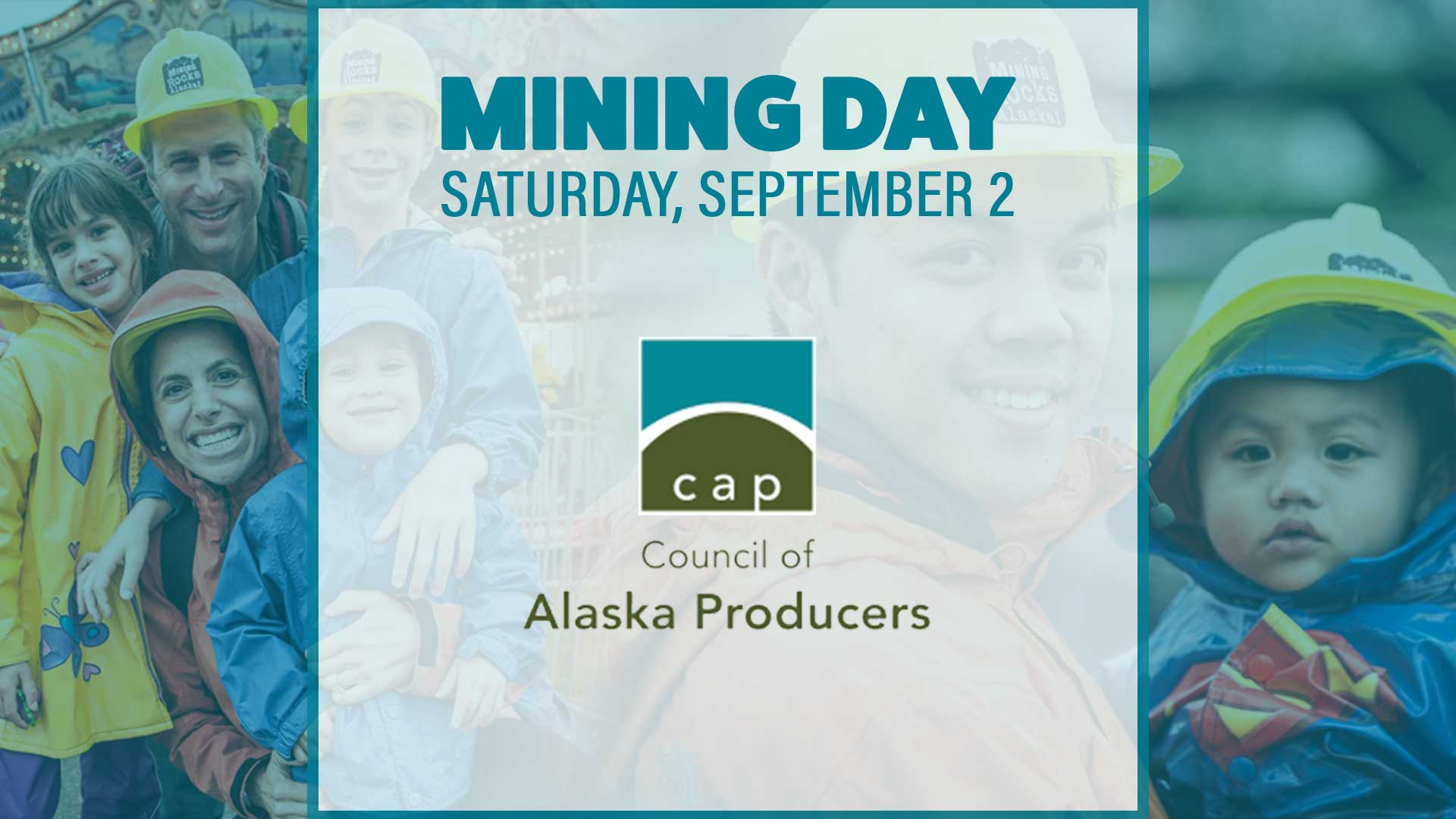 Mining Day Banner