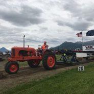 Antique Tractor Pull