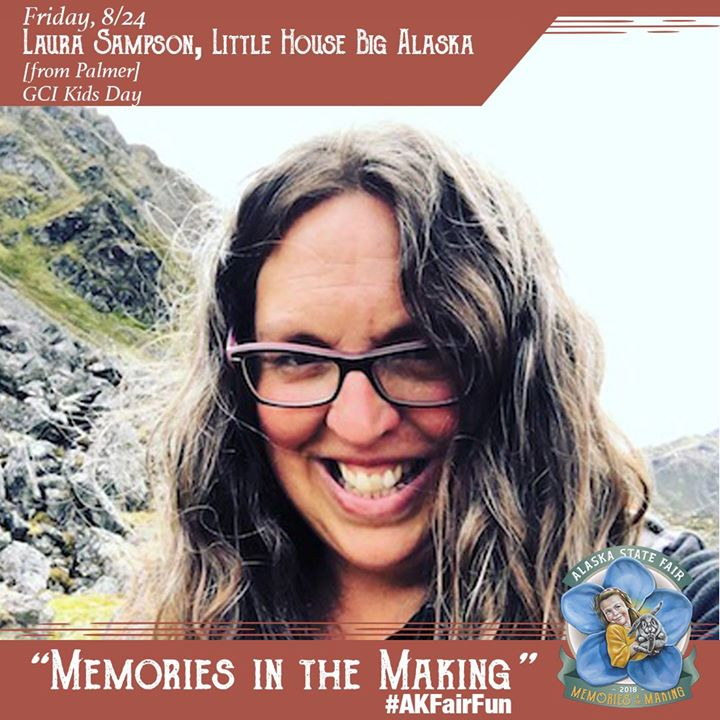 Laura Sampson, LIttle House Big Alaska
