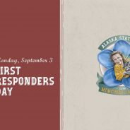Today is: First Responders Day