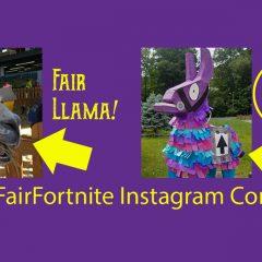 Instagram Fortnite Contest!