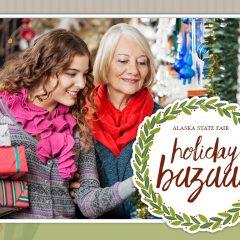 2020 Holiday Bazaar 11/28 – 11/29