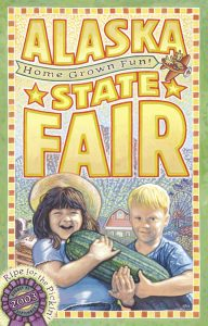2003 Alaska State Fair Commemorative Poster