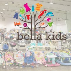 Bella Kids Consignment Sale March 27 – 30