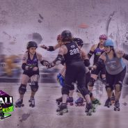 Live Roller Derby this weekend!
