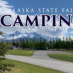 Alaska State Fair Camping