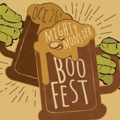Mighty Monster Boo Fest