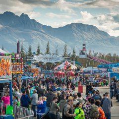 Taking Over the Alaska State Fair!