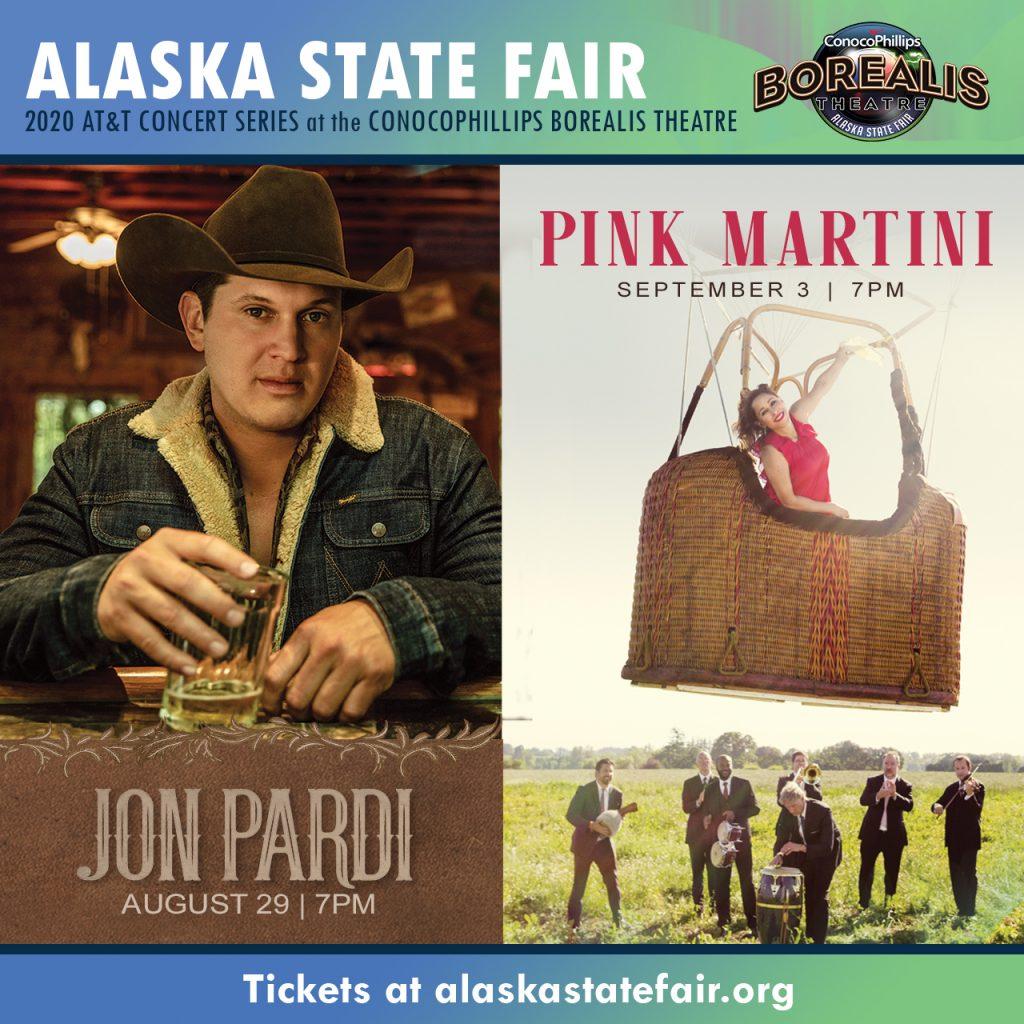 Nstate Fair Artist 2020.Alaska State Fair
