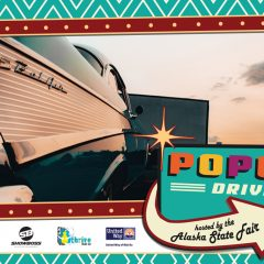 Popup Drive-in Movie at the Fair
