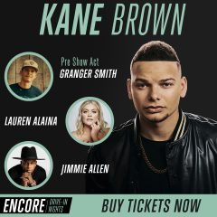 Kane Brown Drive-In Concert