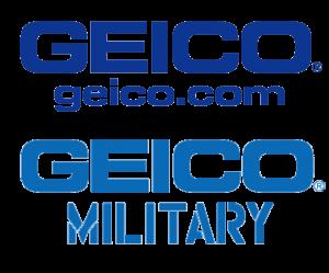 GEICO & GEICO Military Logos
